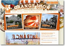 Orange Show Houston Tendenci Website