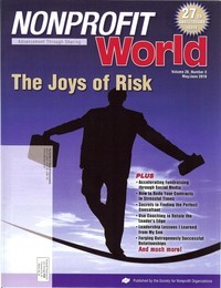 Nonprofit World Magazine