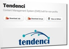 Tendenci CMS Developer Documentation on GitHub
