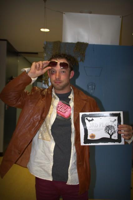 Tendenci Halloween 2013 Tyler Durden Wins Third Place Photo