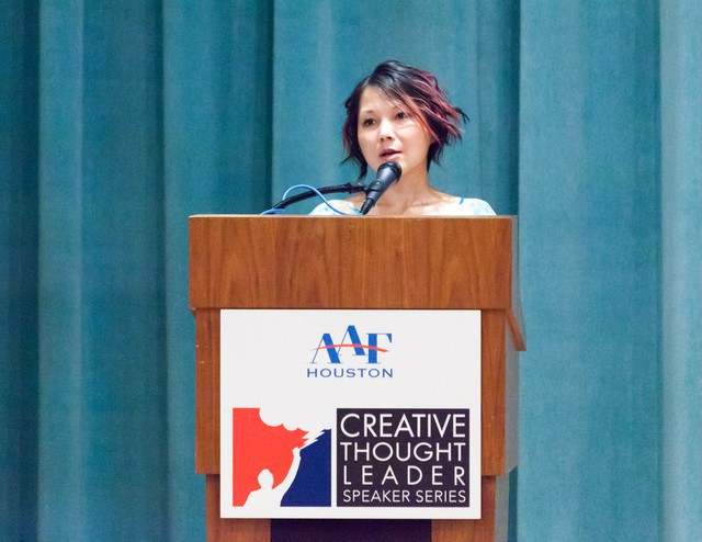 Grace Rodriguez AAF Creative Thought Leaders Luncheon
