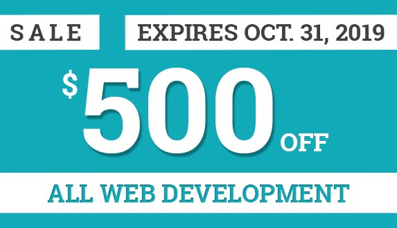 Save $500 dollars on Tendenci's development work