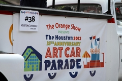Houston Art Car Parade 2012