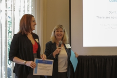IABC Houston Luncheon: Juggling Big Events featuring Gina Rotolo