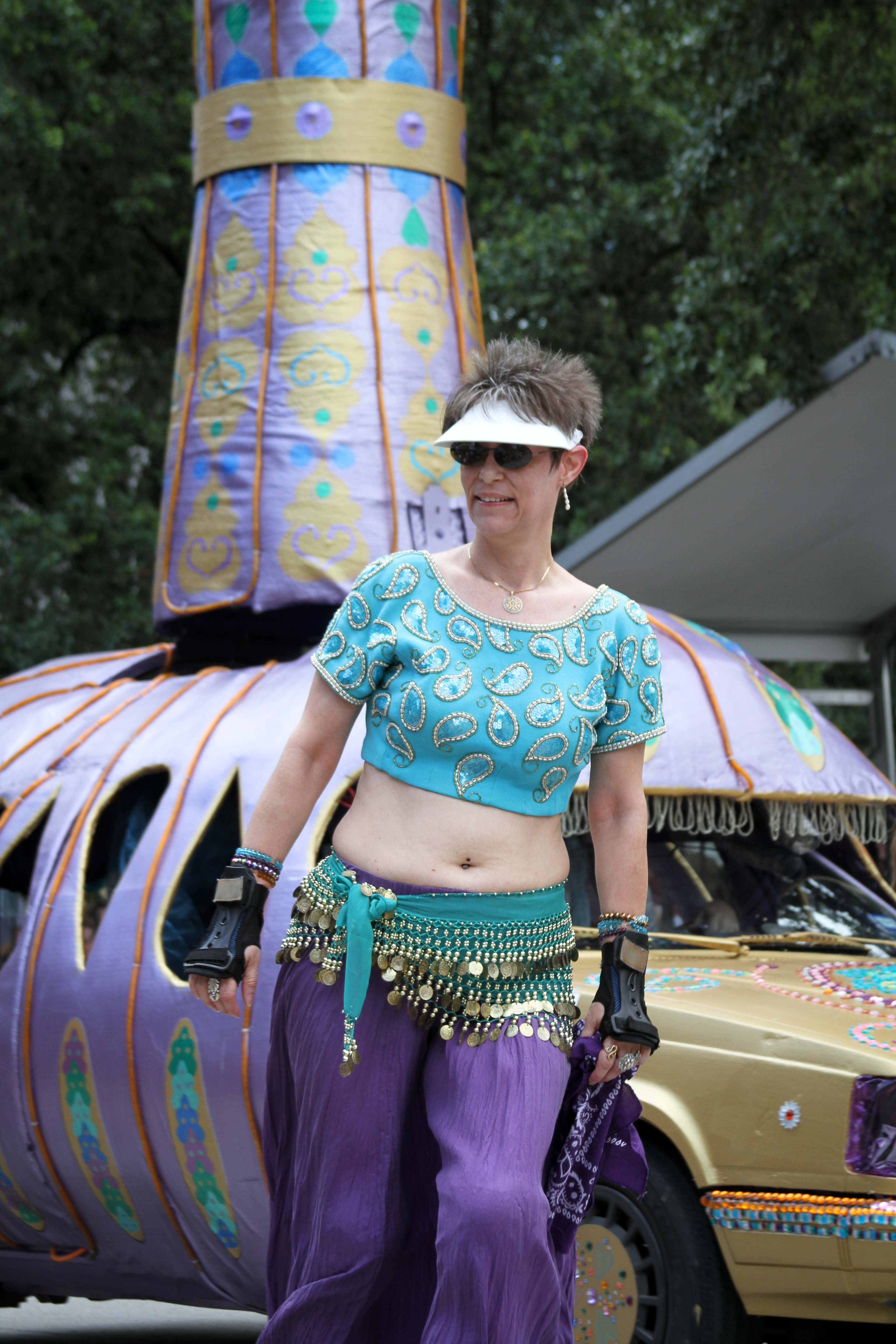 Houston Art Car Parade - 2012