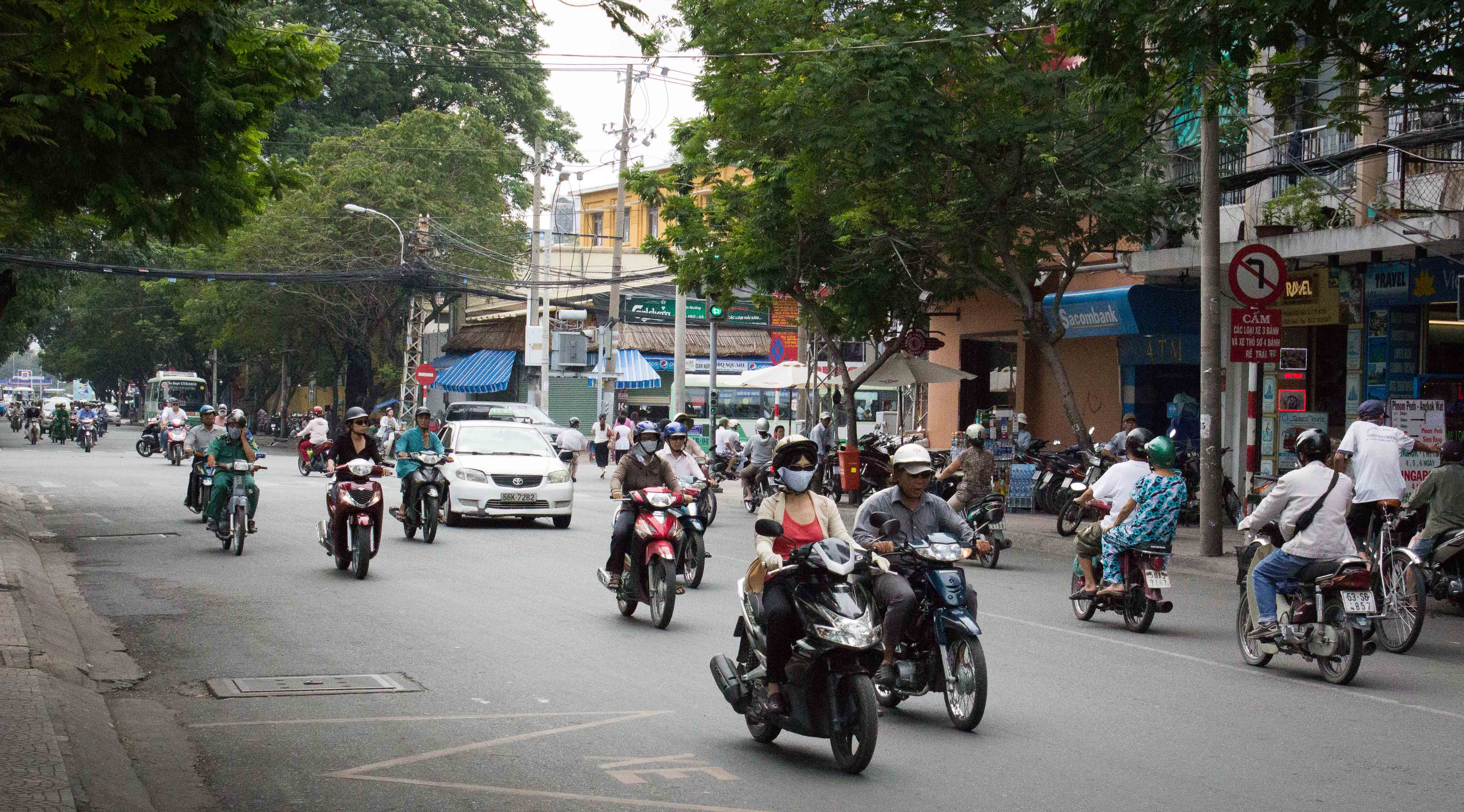 Photos from Saigon Vietnam 2012