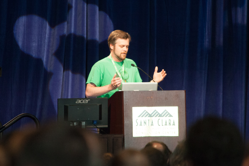 PyCon 2013 in Santa Clara California