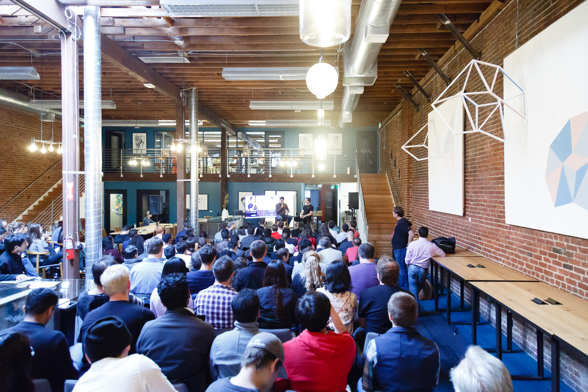 Zapier speaking at COVO in SF