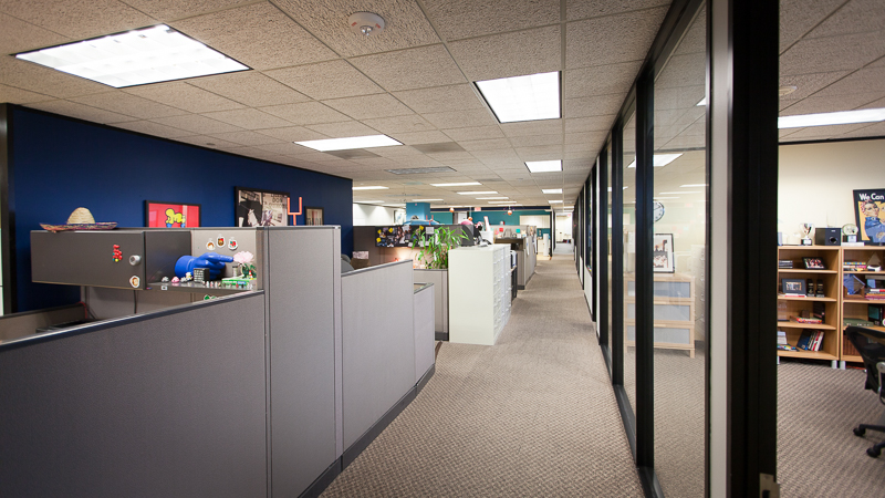 11757 Katy Freeway Office Sublease - Open Plan  ~ Contact: KEVIN SAXE (713) 881 0926 for More Info