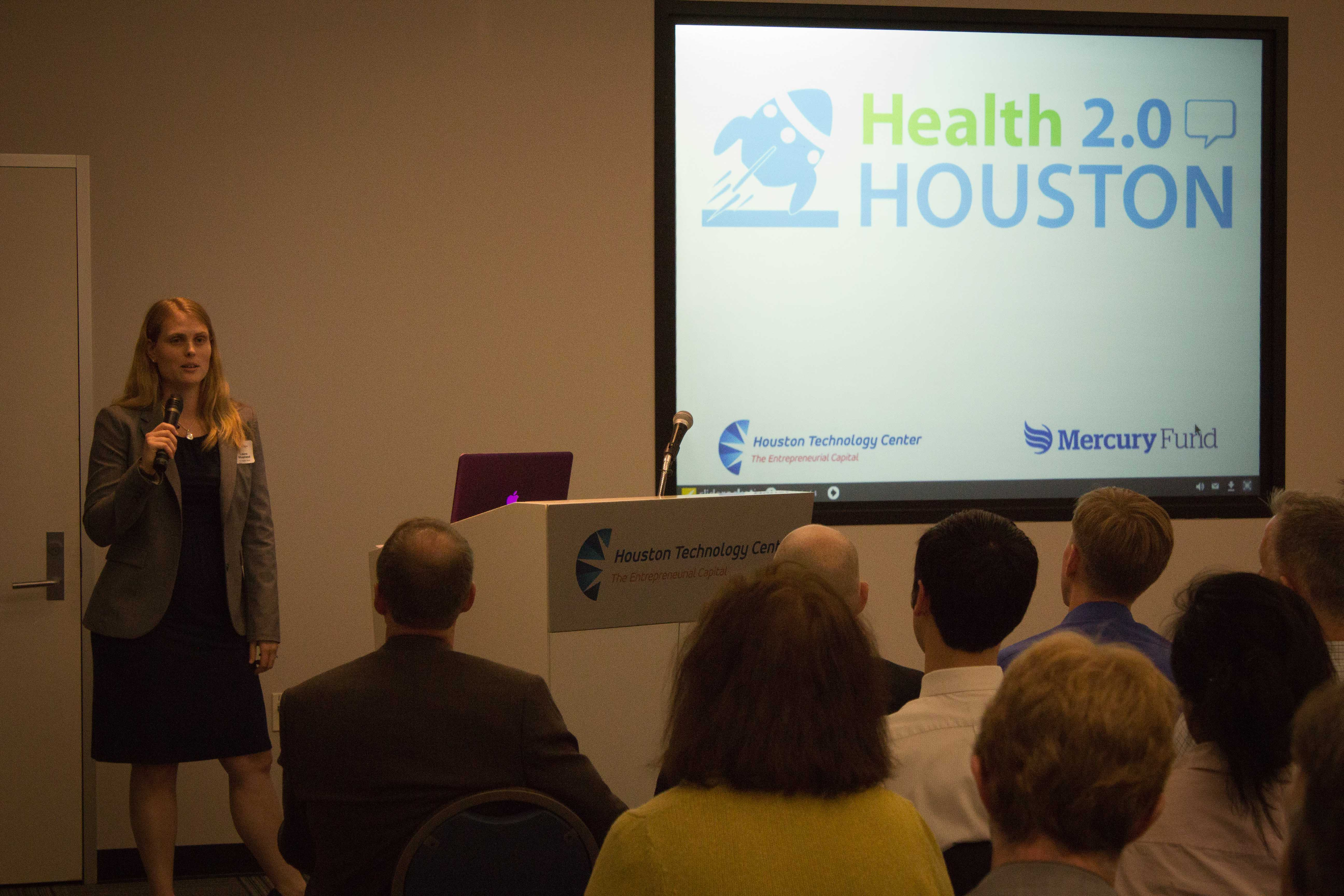 Health 20 Houston Launch at Houston Technology Center