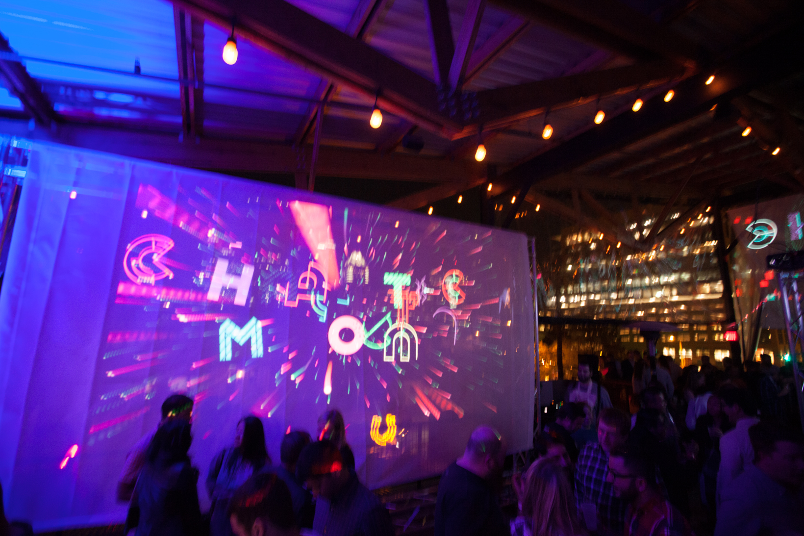 SXSW 2015 Chaotic Moon Party