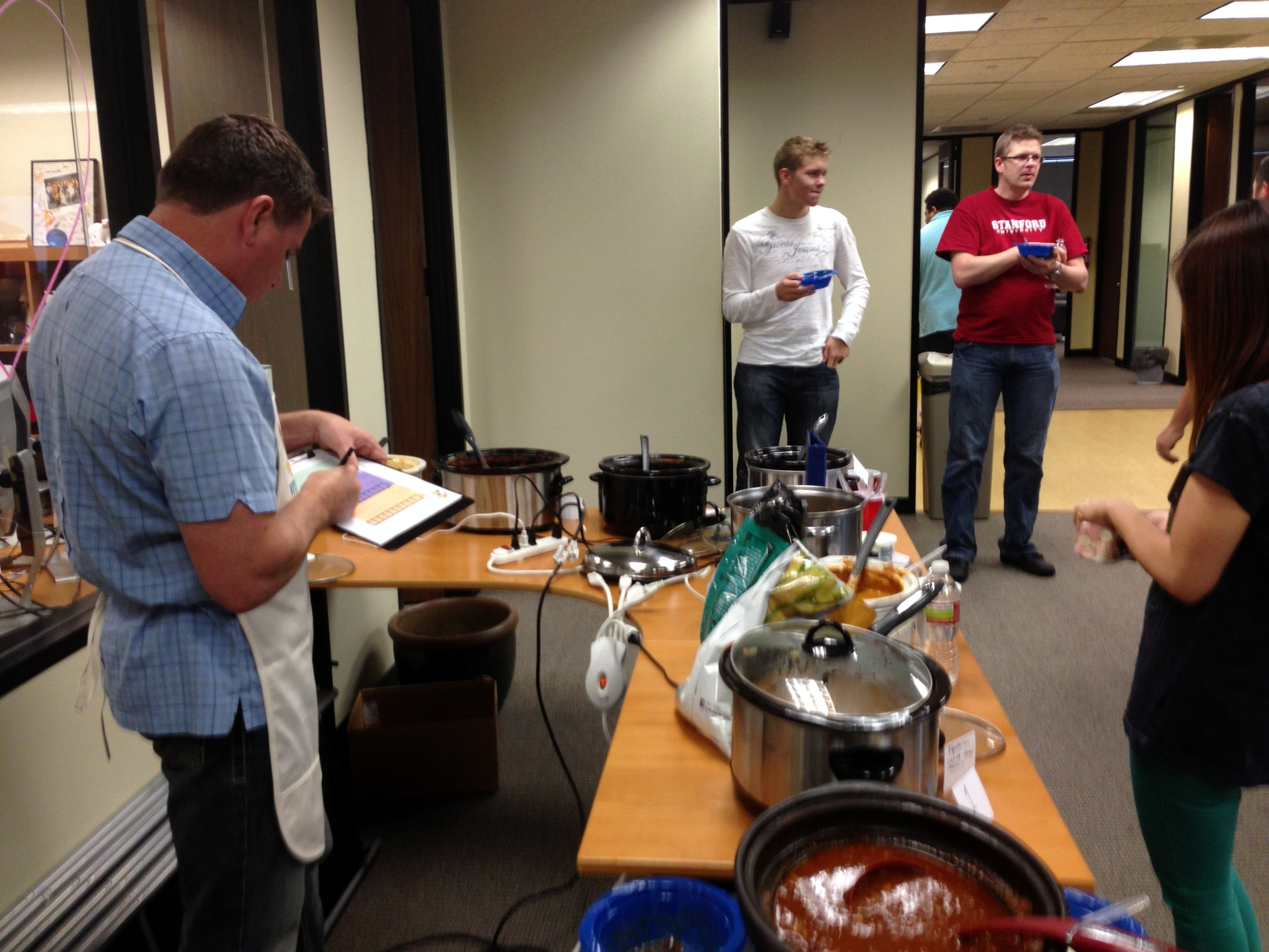 Tendenci Chili Cook Off