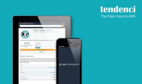 Screenshots of Tendenci AMI - AWS Marketplace