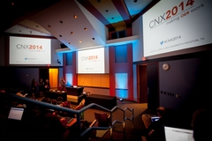 CNX 2014 - the Future of Open Education (OER)