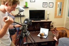 Behind the Scenes: Tendenci Guinea Pig Ad