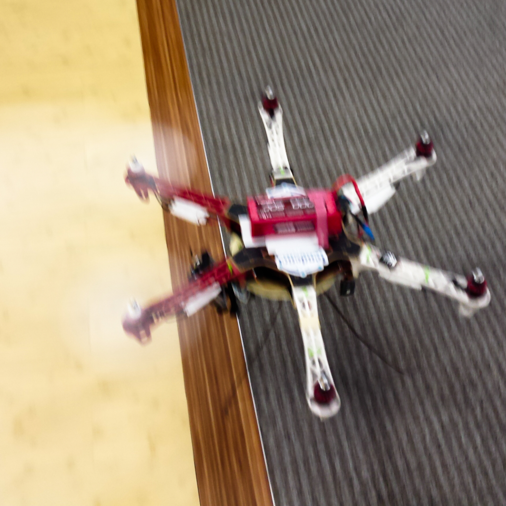 The company hexacopter