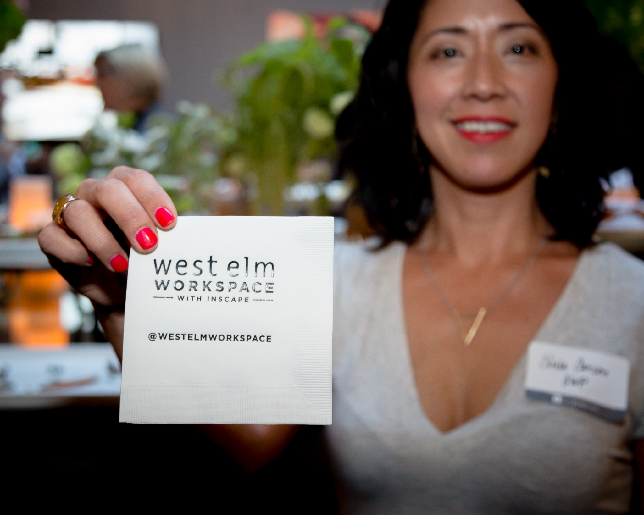 west elm WORKSPACE SF Launch Event