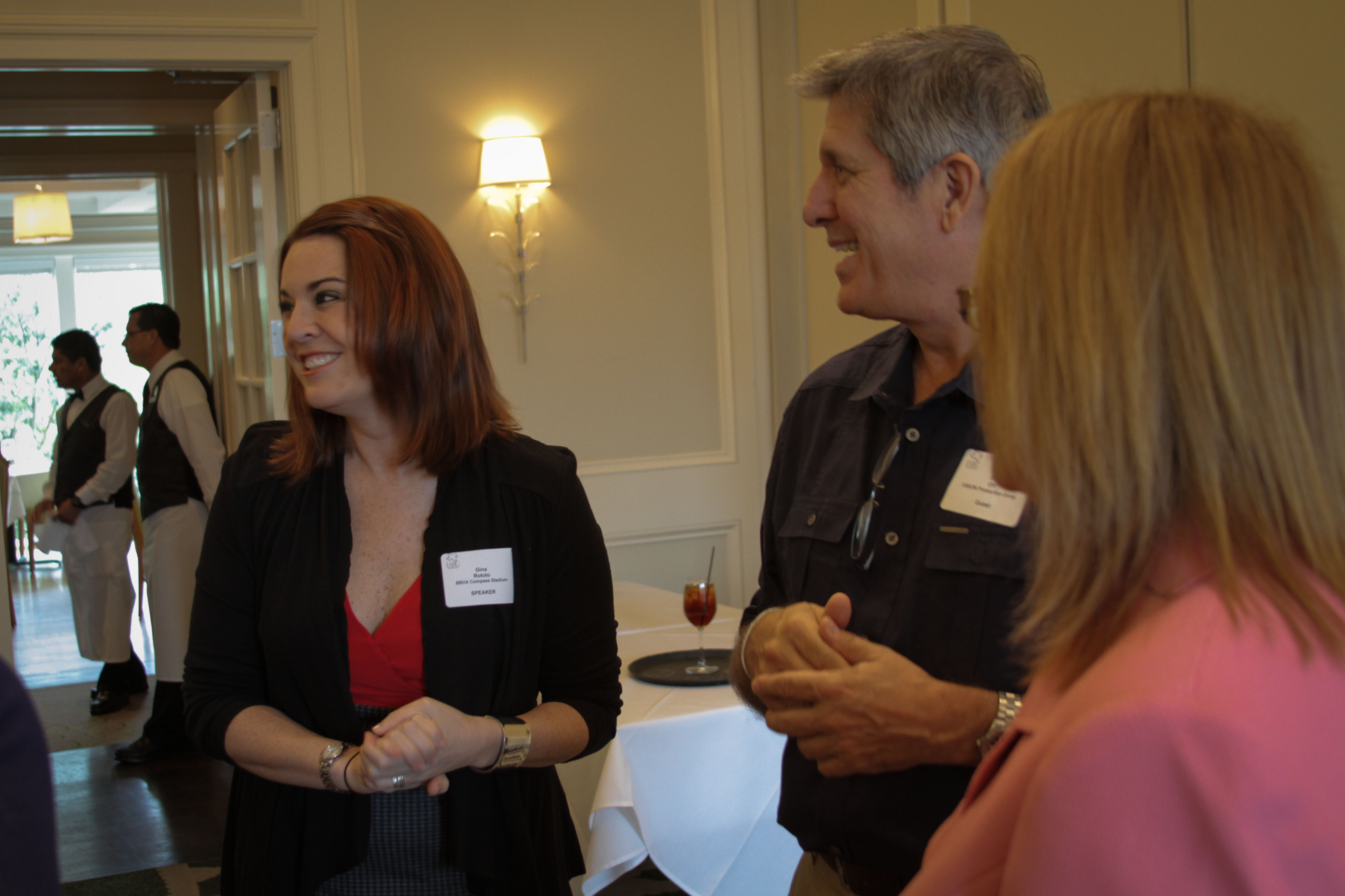 IABC Houston Luncheon - Managing Events with Gina Rotolo