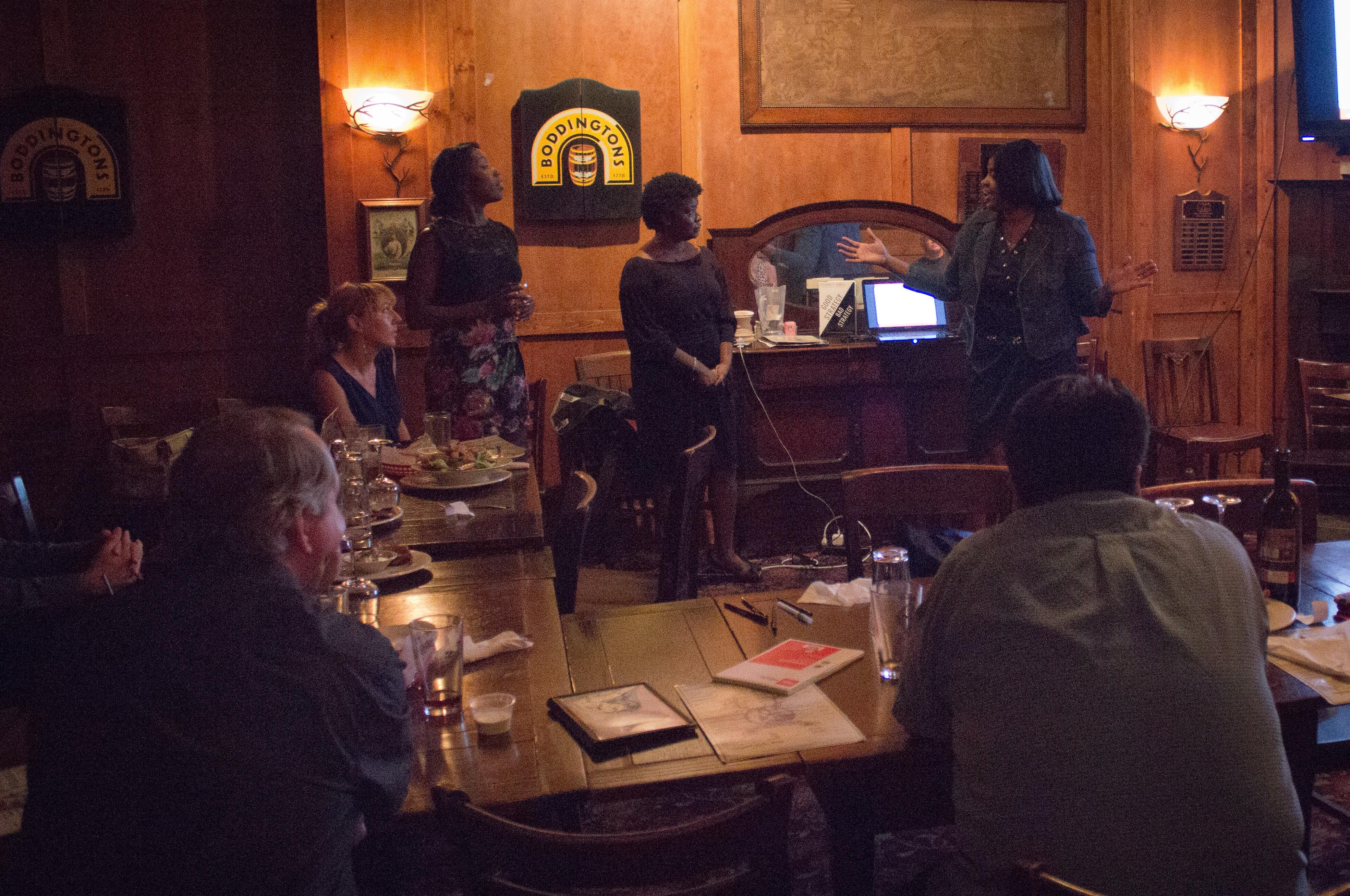 Houston Netsquared September 2012 Meetup Photos
