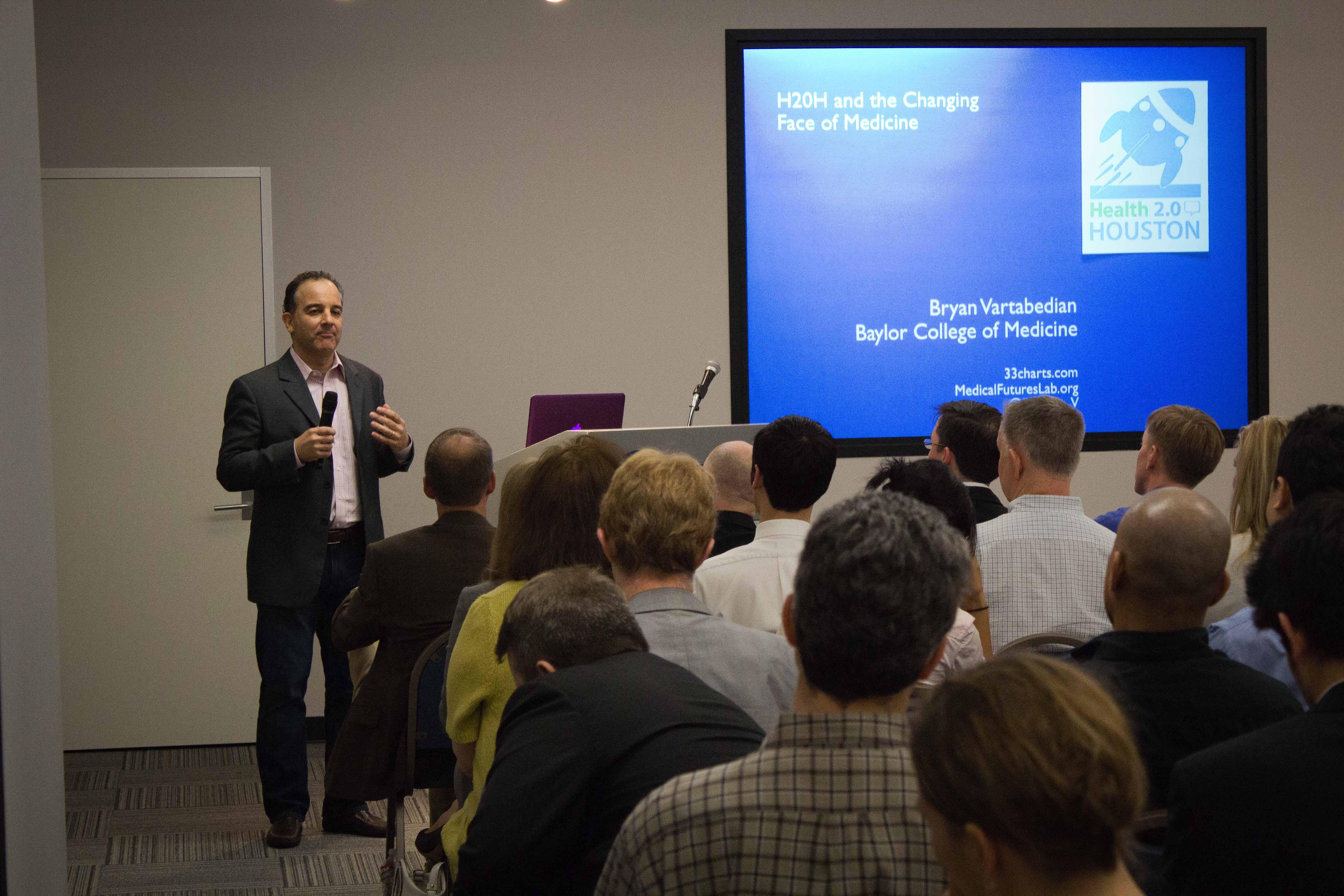 Health 20 Houston Launch at Houston Technology Center