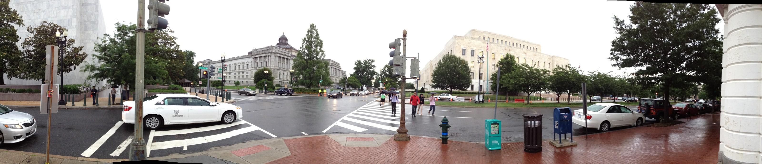 Washington DC 2013
