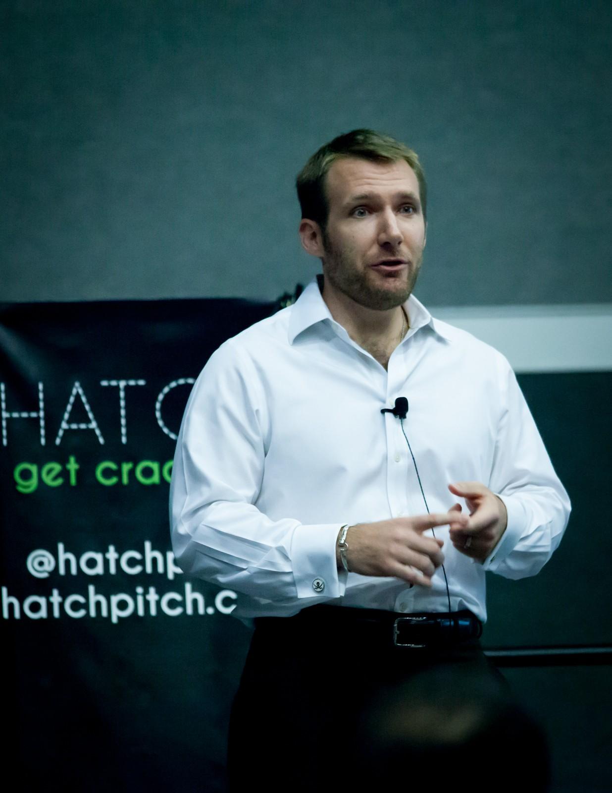 Houston Hatch Pitch 2013