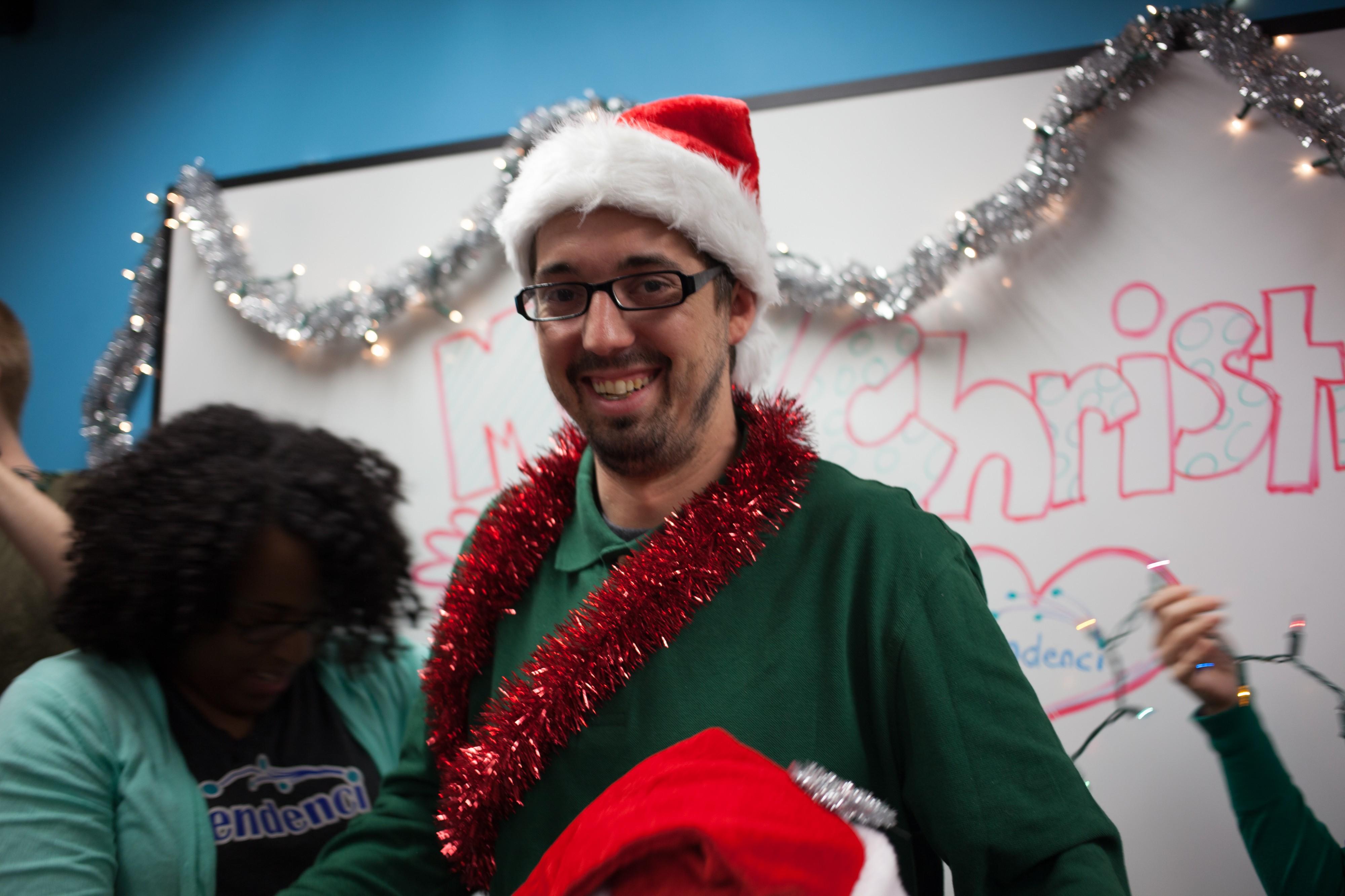 2013 11 Human Christmas Tree Contest-0653