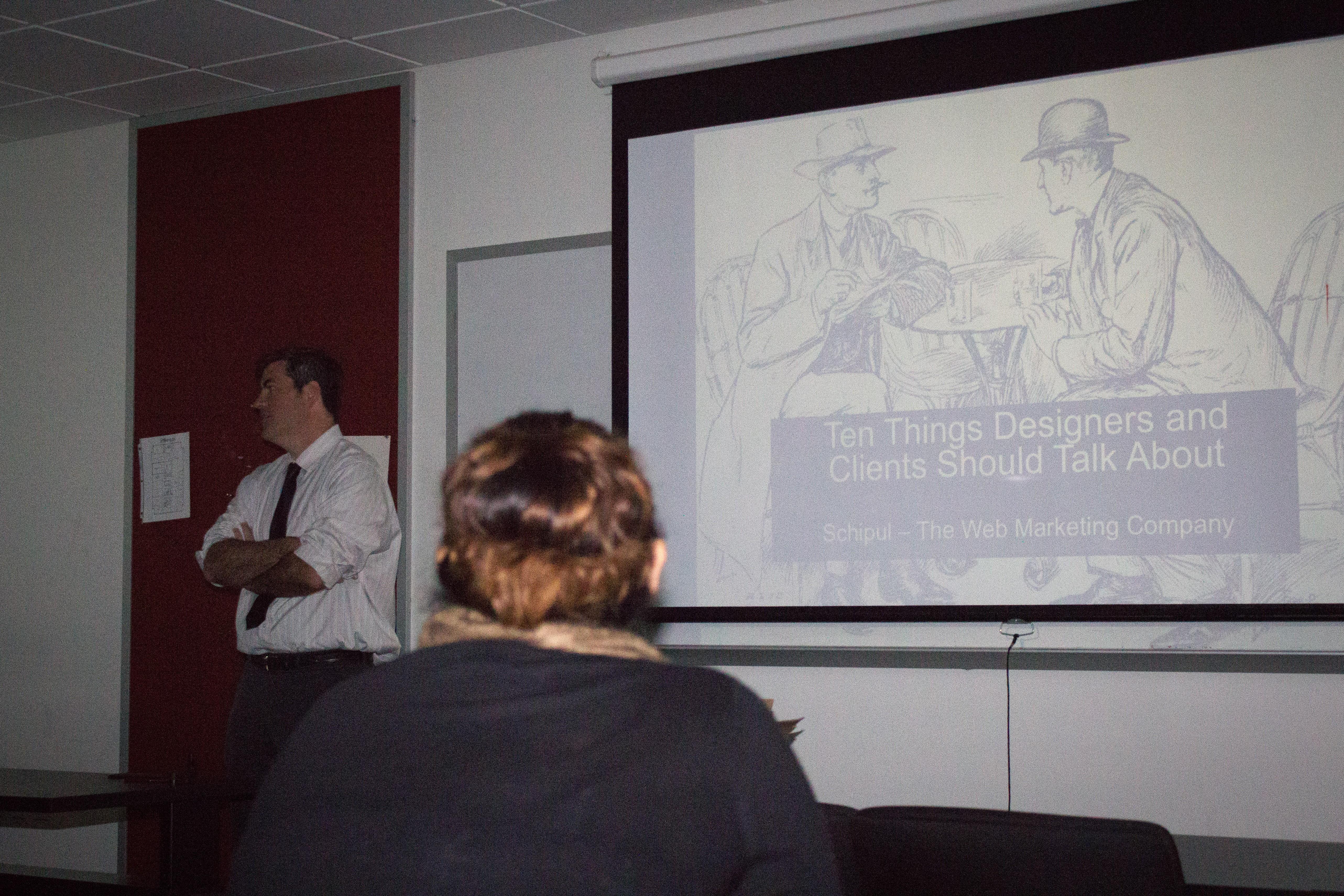 Houston Website Designers Schipul Public Speaking 2012-5