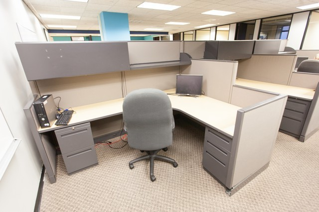 Steelcase Cubicles for Offices-1203