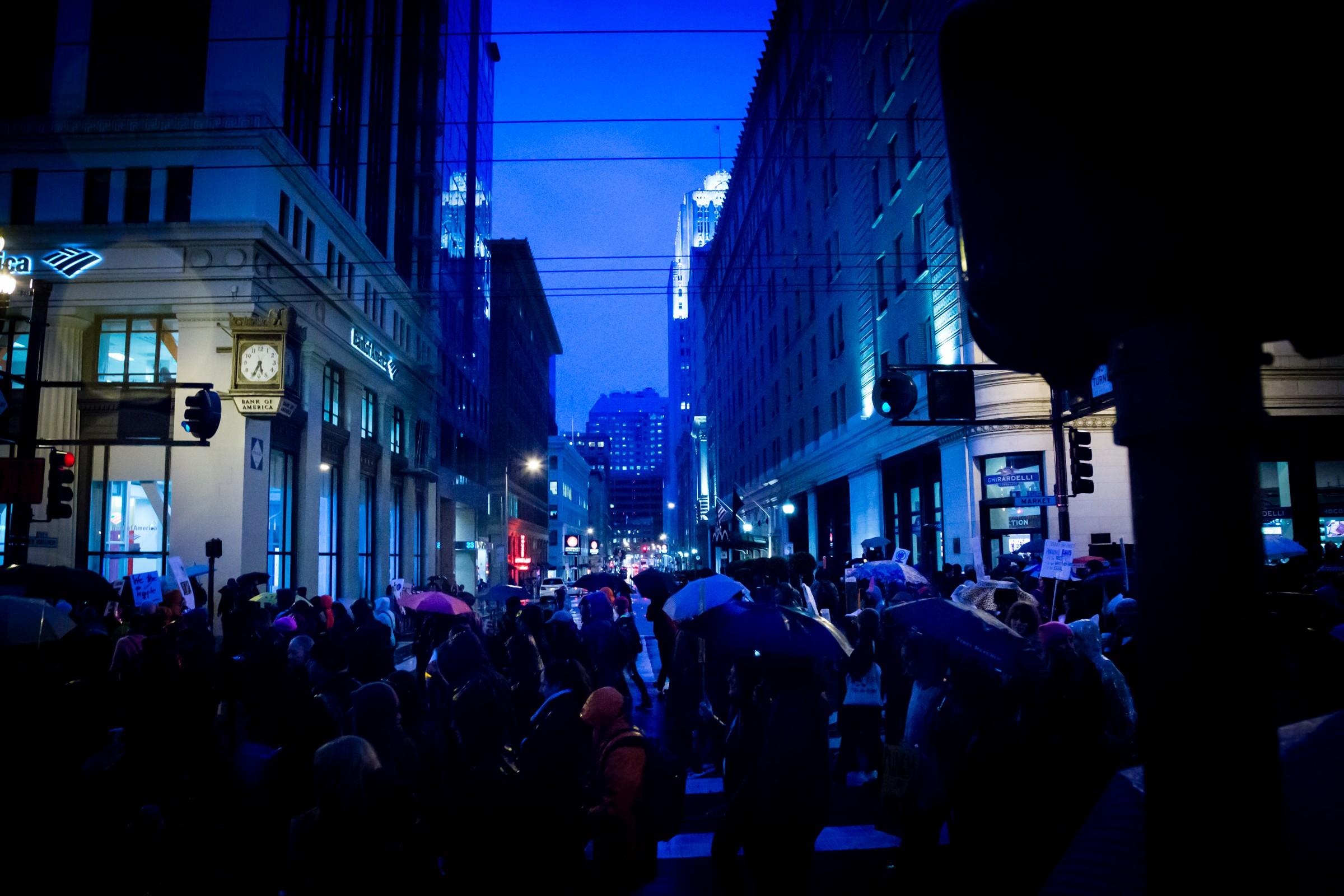 SF Womens March