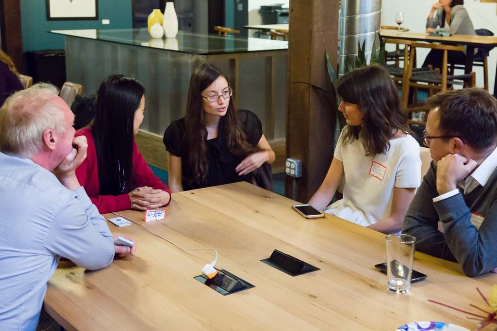 Get Funded! Lightning Talks + Speed Mentoring with Investors