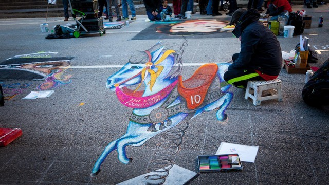2016 Via Colori Photos by Ed Schipul