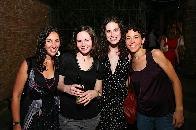 2008 Caroline Collective Opening