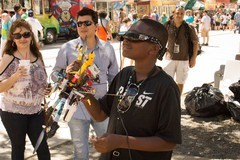 First Weekend of the 2012 iFest, Houston Texas