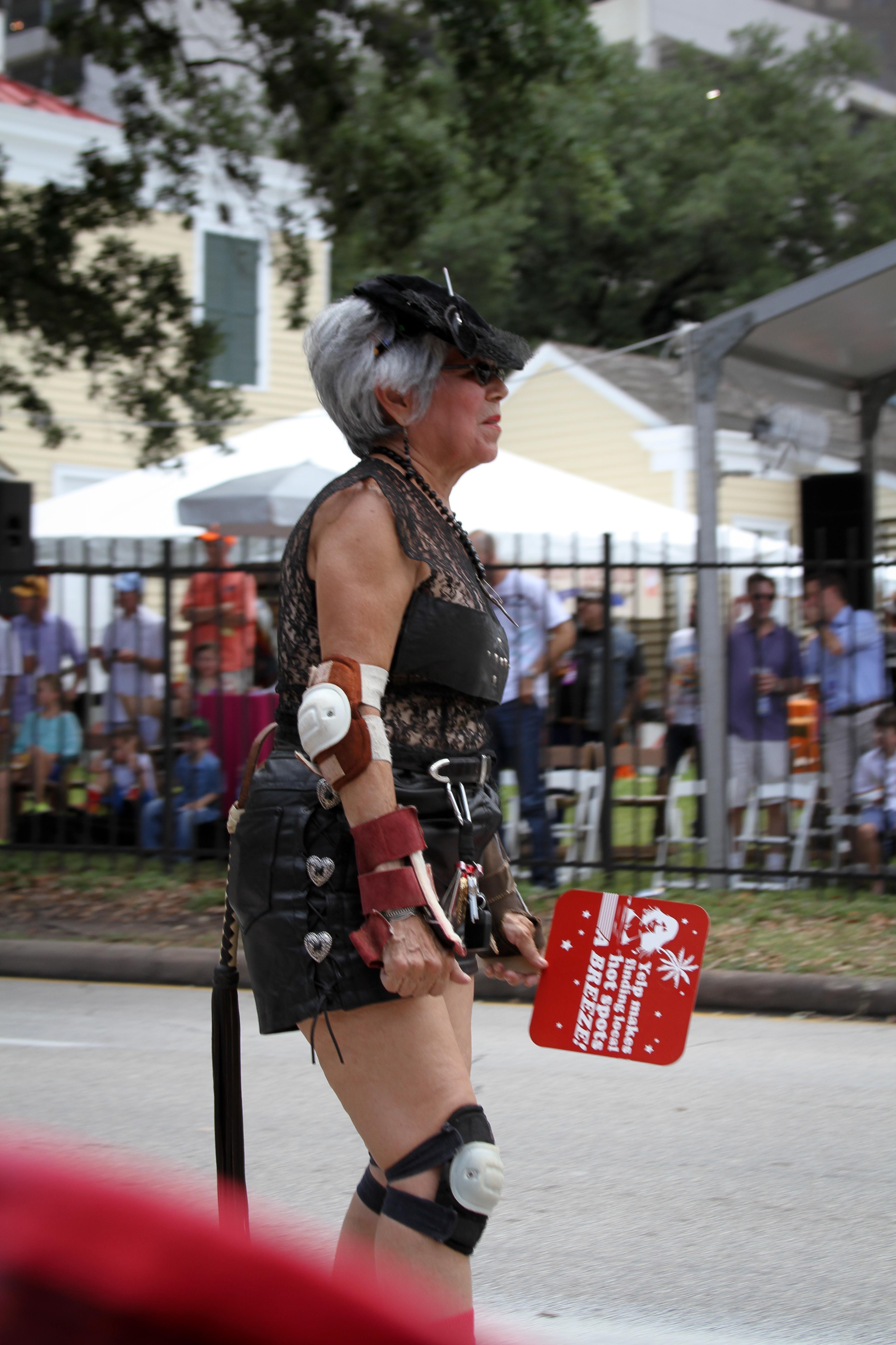 Houston Art Car Parade - 2012