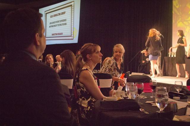 AMA Houston Crystal Awards Gala 2012