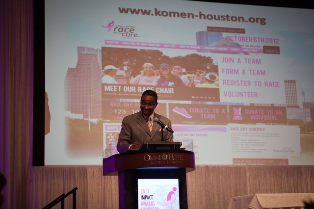 Susan G Komen, Houston Impact Awards Luncheon